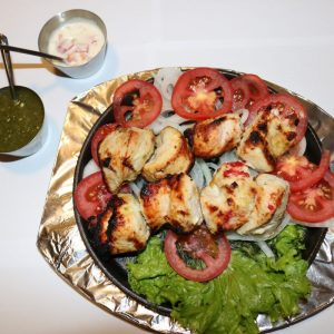 chicken mlai boti